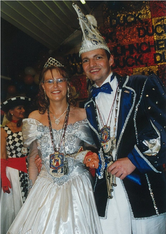 Prinzenpaar 2000