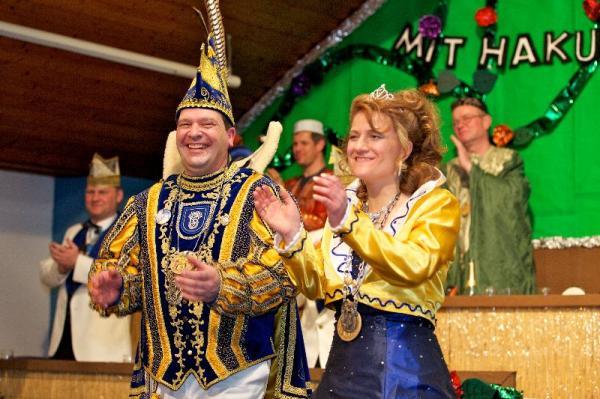 Prinzenpaar 2011